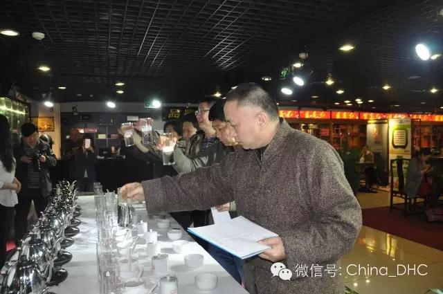 第六届好水中国 •品茶鉴水大赛圆满落幕