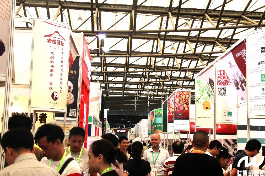 俄罗斯食品重装亮相亚洲进口食品展