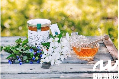 美食纵览|来进口食品展,品味哈萨克斯坦蜂蜜之纯美